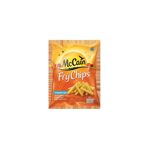 Batatas Pré-Fritas