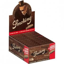 Smoking KS Brown 50 Unidades Papéis Para Enrolar