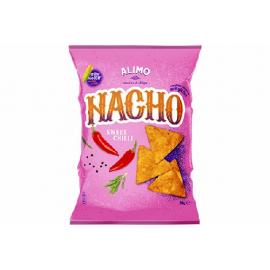 Alimo Nachos Chips Pimenta doce