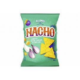 ALIMO NACHOS CHIPS CREAM E ORION