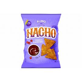 ALIMO NACHOS CHIPS SMOKEY BBQ