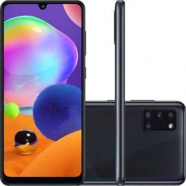 SAMSUNG SMARTPHONE A31 4GB 64GB PRETO