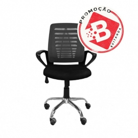 Manager Mesh Chair Black