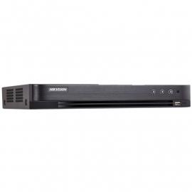 DVR HIKVISION 16 CANAIS 1080p 1U H.265   DS-7216HQHI-K1