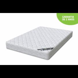 SMARTFLEX  COLCHÃO DE MOLA CASAL WHITE -(140X190)cm