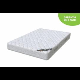 SMARTFLEX COLCHÃO DE ESPUMA CASAL BRONZE  - (140X190)cm