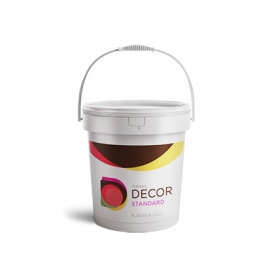 DECOR STD. TINTA PLÁSTICA CREME 20 KG S-TP-P014-20