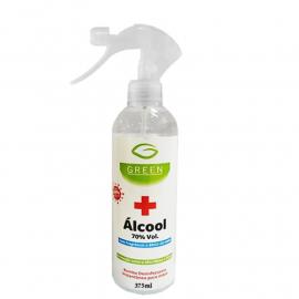 ÁLCOOL DESINFECTANTE BRISA DO MAR 375 ml - GREEN