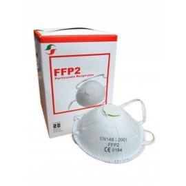 FFP2 PARTICULATE RESPIRATOR 20 PCS