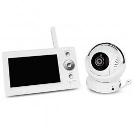 Dual Mode Baby Monitor With 5 LCD