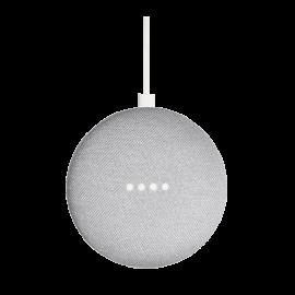 Coluna Inteligente Google Home Mini Cinzenta com Assistente Google