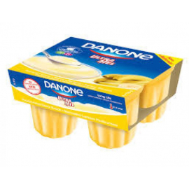 ULTRA MEL DANONE IOUGURT DE BANANA 4X125G