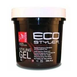 Eco Styler Gel Protein  8floz   237ML