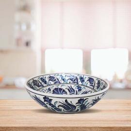 Tigela Cerâmica para Saladas e Frutas 25 Cm