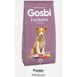 Gosbi Puppy Medium - Cachorro Raça Media 12kg