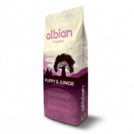 Albian Puppy & Junior - Cachorro e Junior 18 kg