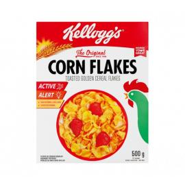 Kellogg'S Corn Flakes Toasted 500g