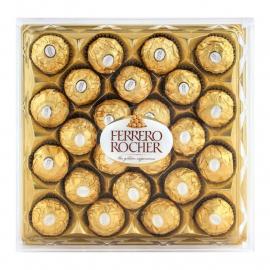 FERRERO ROCHER CHOCOLATE T24 300G