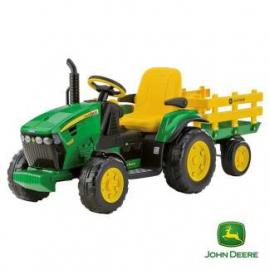 John Deere - Tractor C/Atrelado