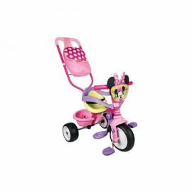 SMOBY - MINNIE Triciclo Confortável