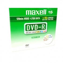 CD R80 52X CX/10 MAXELL 911296