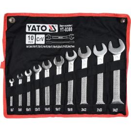 JOGO DE CHAVE 6-27 MM (B-B) YATO