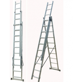 Escada c/ angulo 3x10 USADA