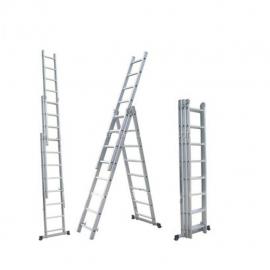 Escada c/ angulo 3x9 USADA