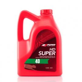 PUMA LUBRIFICANTE  HD SUPER 40 - 5L
