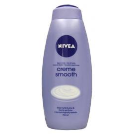Nivea gel de banho creme smooth 750ml