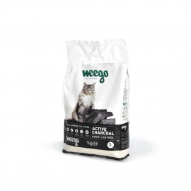 Weego Areia Gato Active Charcoal 5L