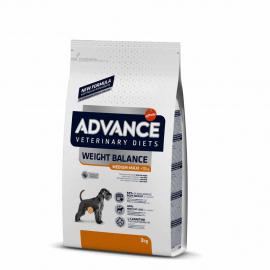 VET ADVANCE CAO VET DIETS MED/MAX WEIGHT BALANCE 3KG