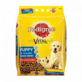 Pedigree Puppy - Large Breed Chicken e Rice 7kg