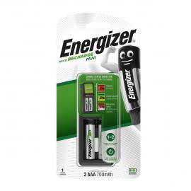 CARREGADOR - ENERGIZER MINI 2 PILHAS AAA 70mAh