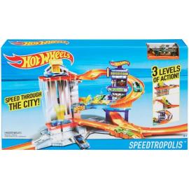 Hot Wheels Speedtropolis Playset by Hot Wheels