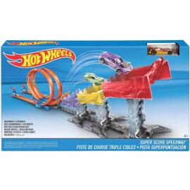 Hot Wheels Super Score Speedway Trackset