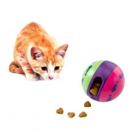 VET Brinquedo Distribuidor de Comida para Gato Pa 5216