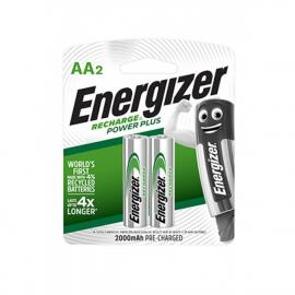 ENERGIZER RECH. AA BL 2UN NH15RP2