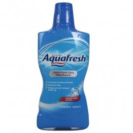 Aquafresh Elixir Bucar 500ml Fresh Mint