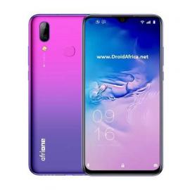 AFRIONE CYGNUS SMART PHONE Roza roxo