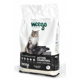 WEEGO | Active Charcoal Areia para Gato