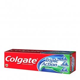 Colgate Pasta de Dente Tripla Ação org Menta 35Grm