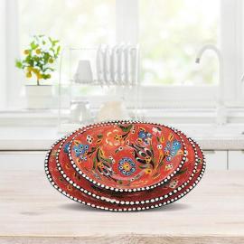 Conjunto de 3 Tigela Cerâmica para molhos