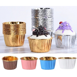 kit de forma de papel para cupcake