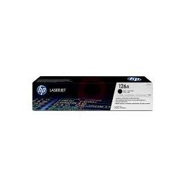 HP TONER 126A CP1025/200 PRETO (CE310A)
