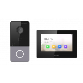 VIDEO INTERCOM KIT DS-KIS605-P