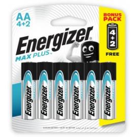 Energizer  Maxplus Aa Bl 4+2un