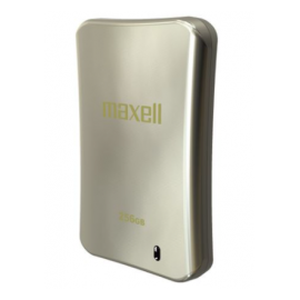 """MAXELL HD EXT 2.5"""" 256GB SSD MAXELL TYPE-C"""