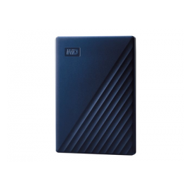 "WESTERN DIGITAL HD EXT 2.5"" 2TB MY PASSPORT FOR MAC BLUE"