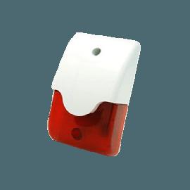 Luzes de alarme com buzina AS603